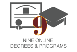 Nine Online Degree Programs