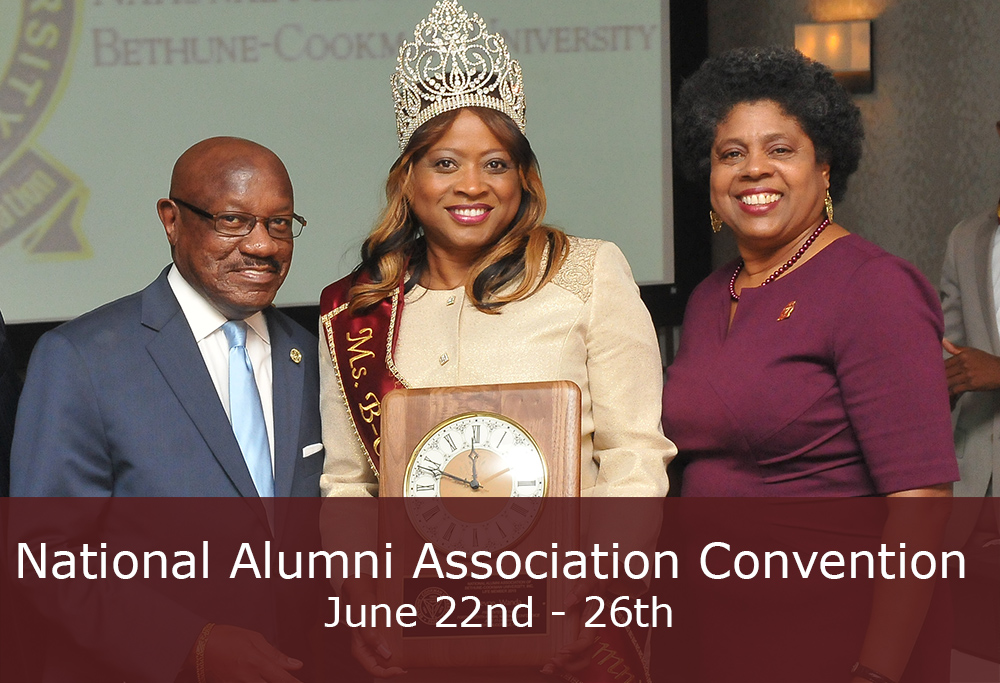 The 2016 National Alumni Association Convention