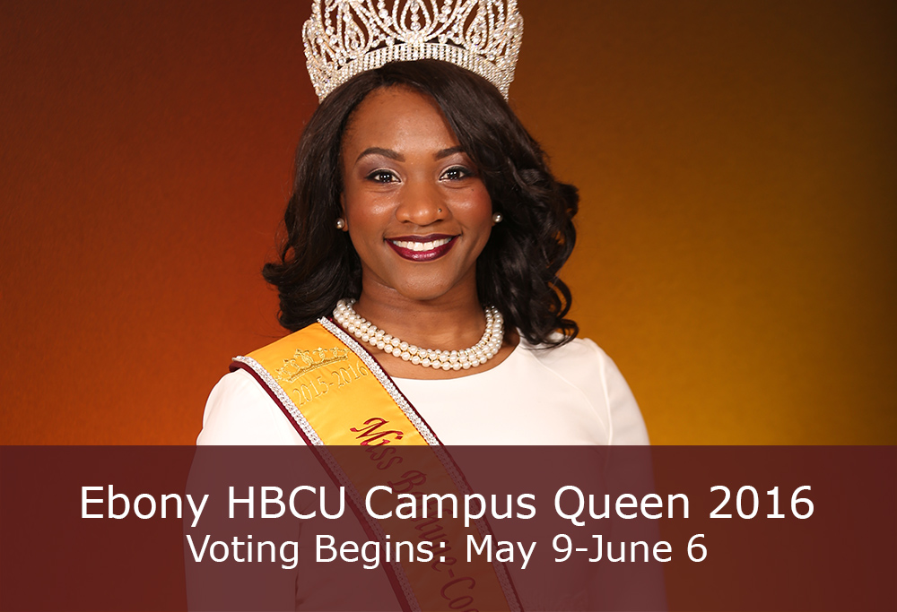 Ebony HBCU Campus Queen 2016