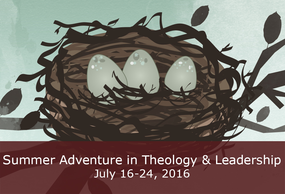Summer adventure in Theology and Leadership