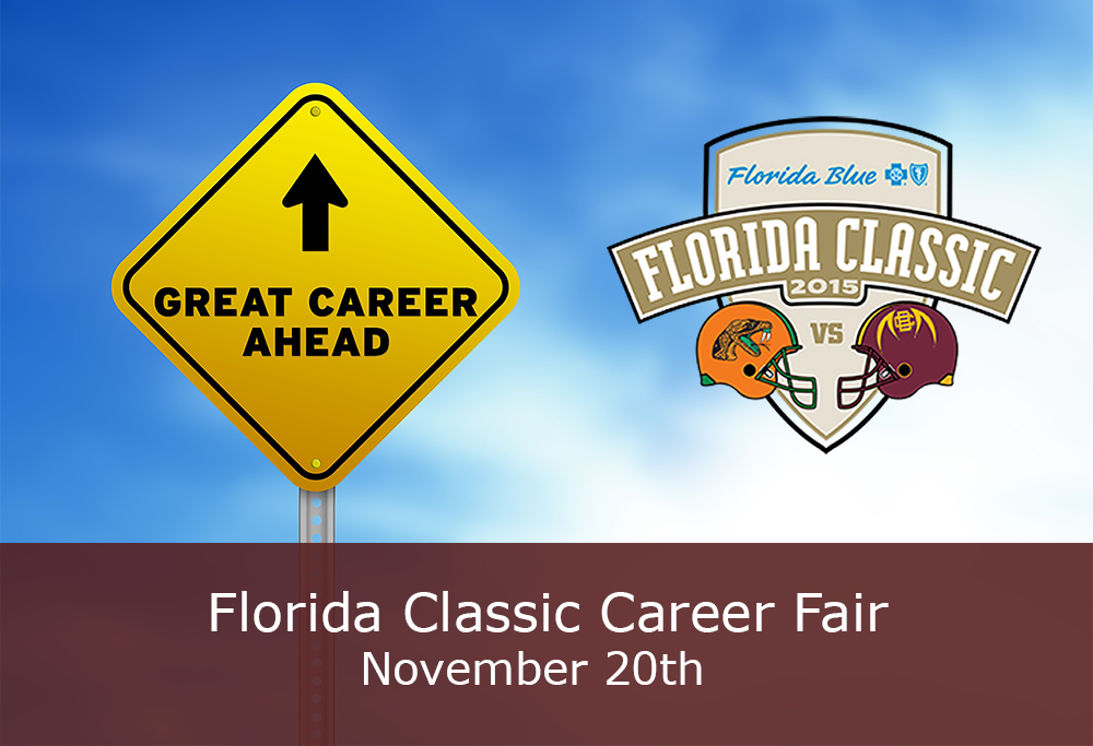 Florida Classic Career Fair