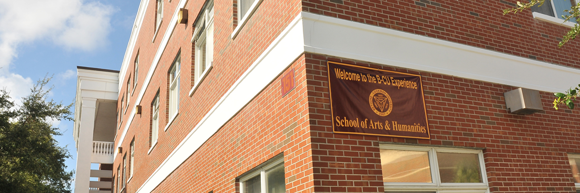College of Arts banner