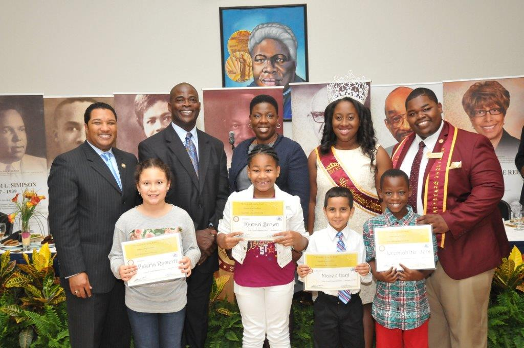 Rising Stars of Turie T. Small Elementary