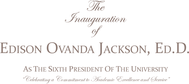 President's Inauguration