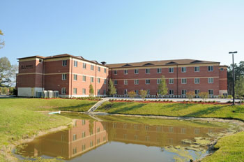 Lee E. Rhyant Residential Life Center