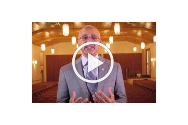 Watch a Video Message from Dr. E. LaBrent Chrite