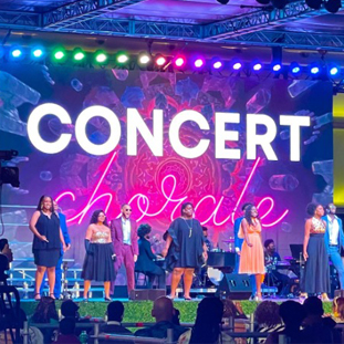 Concert Chorale Spreads
