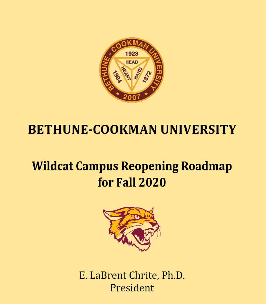 Wildcat Campus Reopening Roadmap for Fall 2020 (thumbnail)